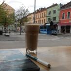 Mon café d'Oslo