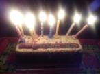 9 bougies