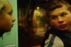 Spartacus et Cassandra dans le tramway