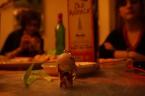 Ma poupée japonaise et sa bouteille d'Arrack!